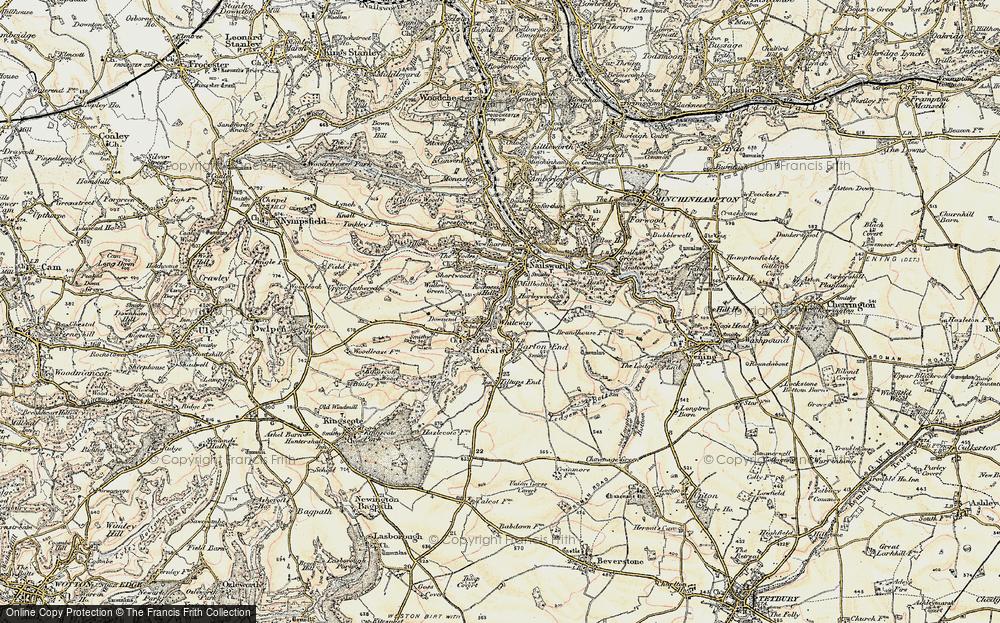 Whiteway, 1898-1900