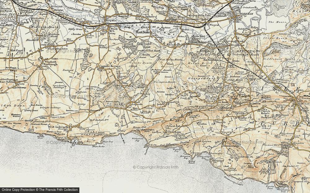 Whiteway, 1899-1909