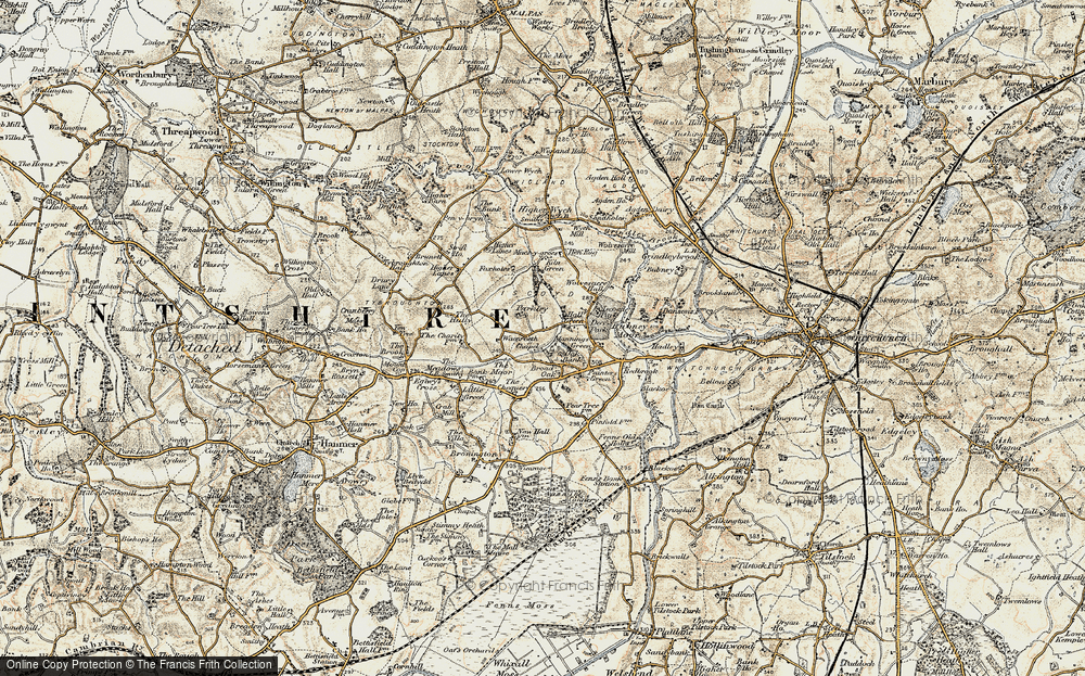 Whitewell, 1902
