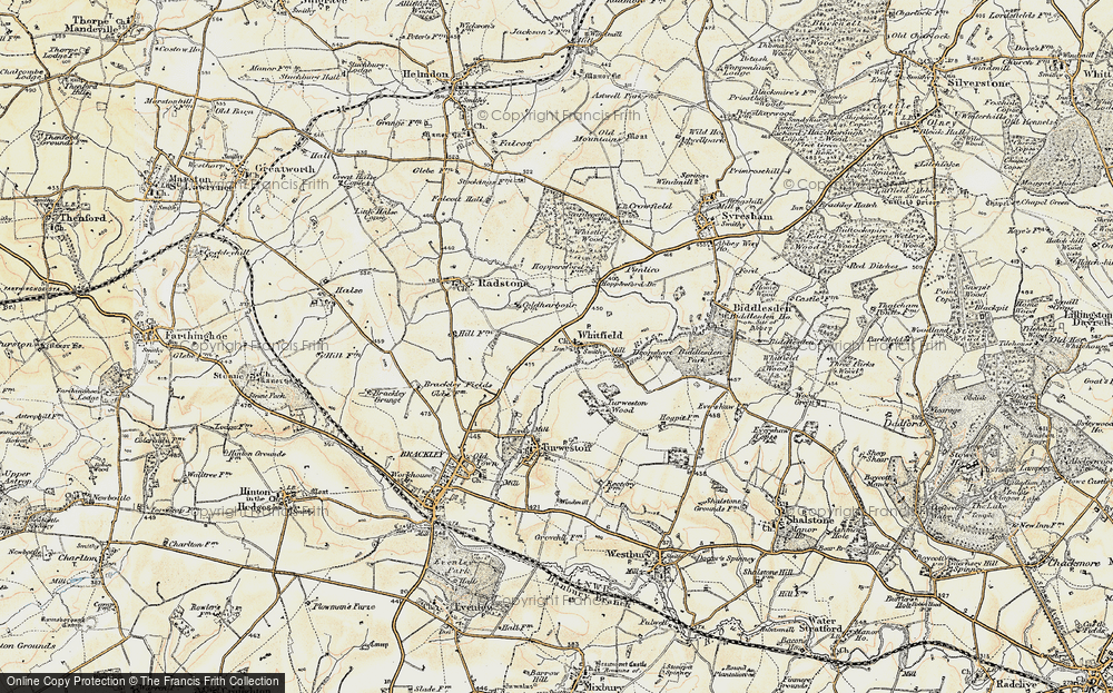 Whitfield, 1898-1901