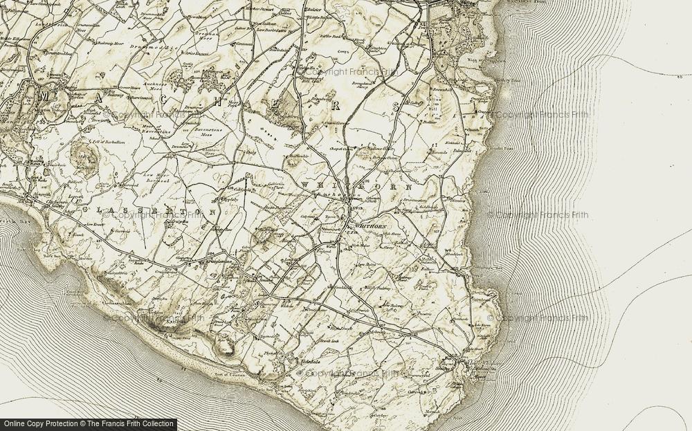 Whithorn, 1905