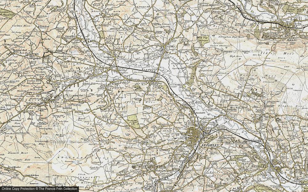 Whitley Head, 1903-1904