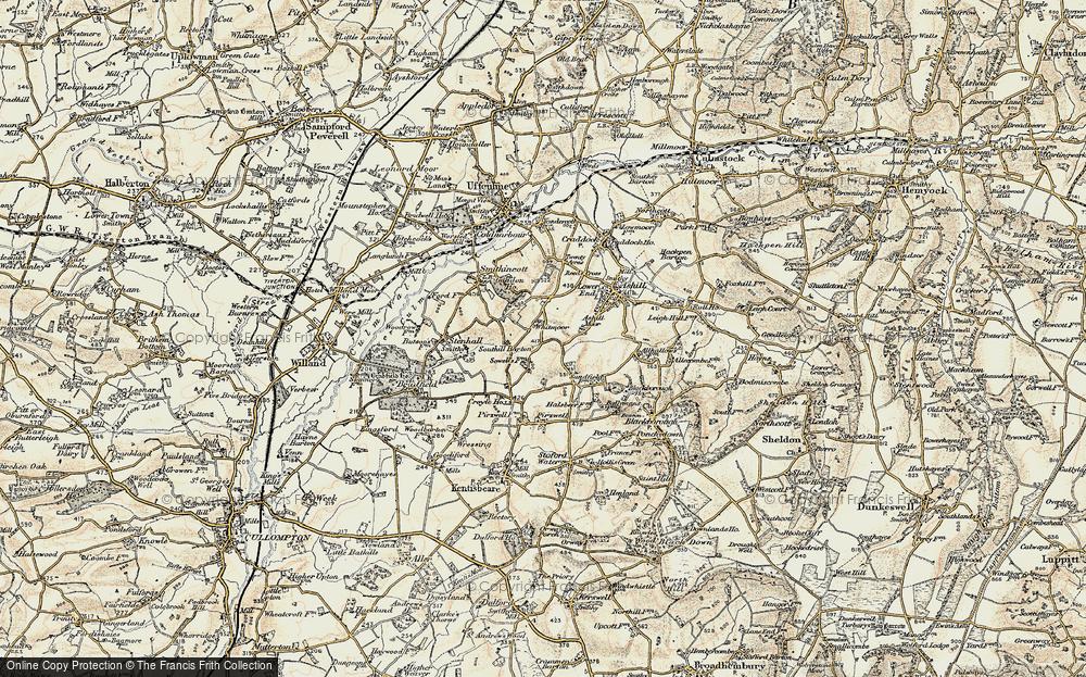 Whitmoor, 1898-1900