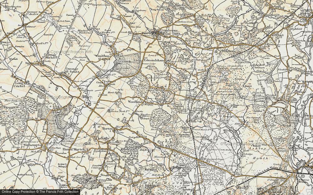 Whitmore, 1897-1909