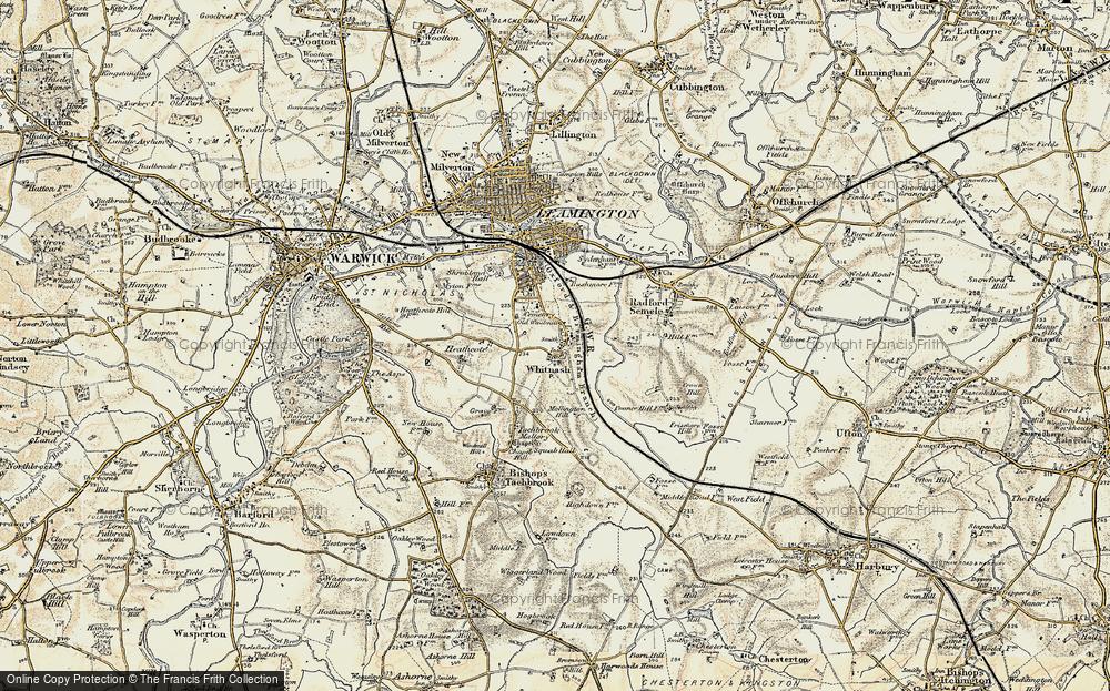 Whitnash, 1898-1902