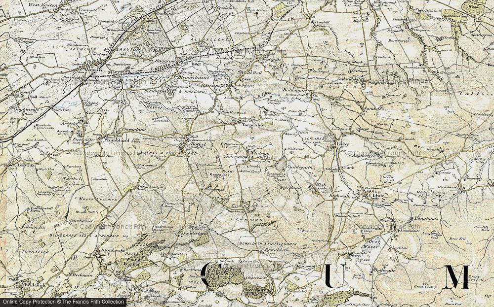 Whitrigg, 1901-1904