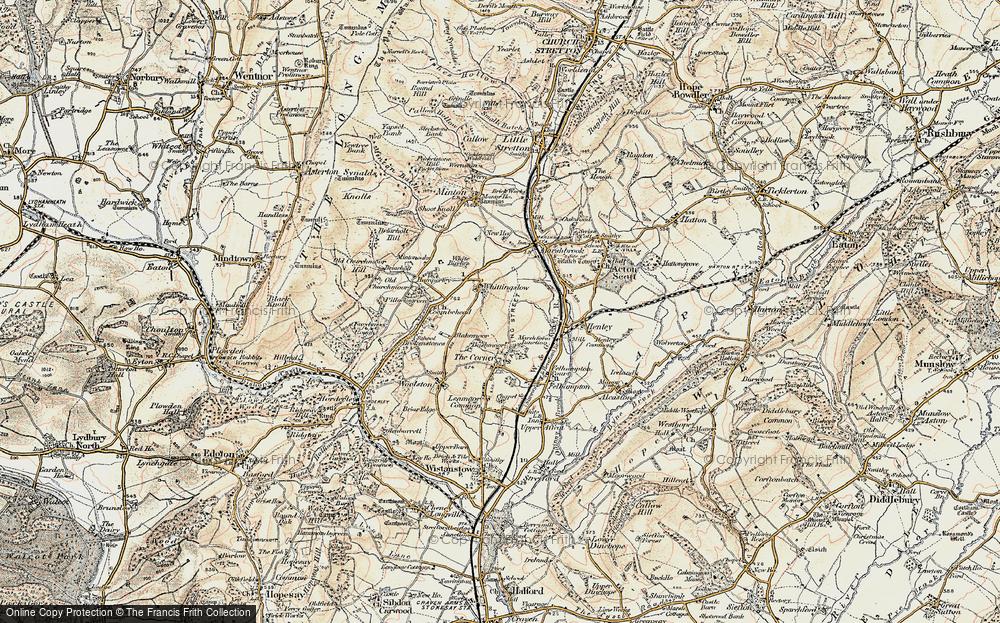 Whittingslow, 1902-1903