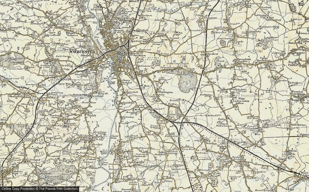 Whittington, 1899-1901