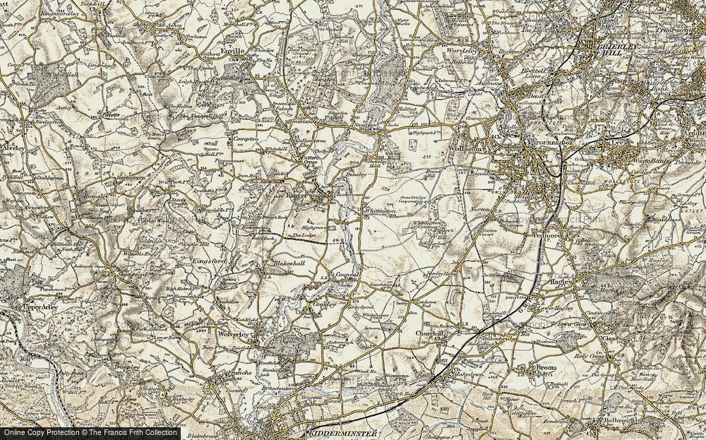 Whittington, 1901-1902