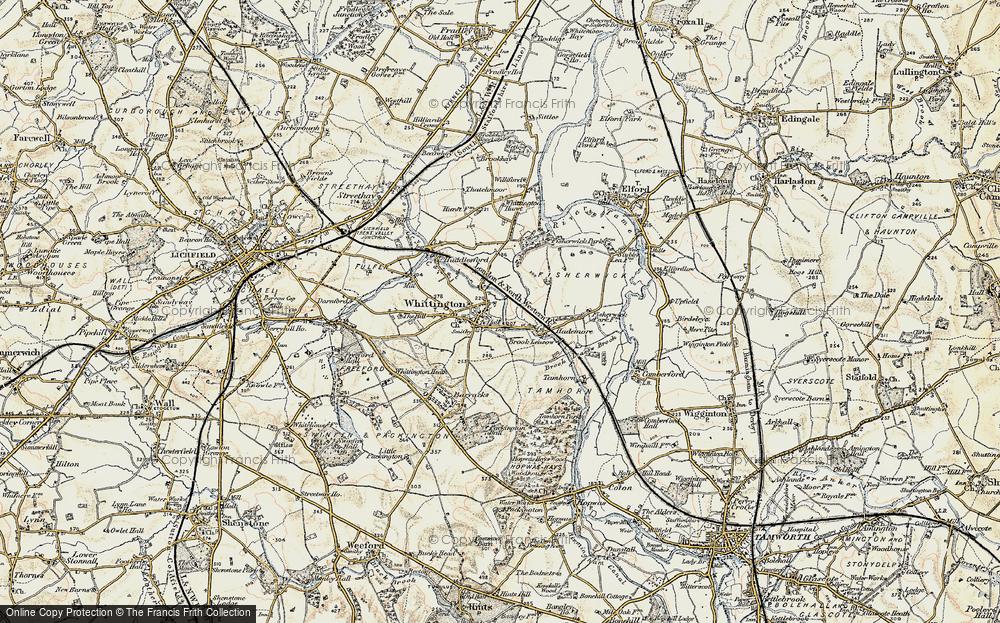 Whittington, 1902