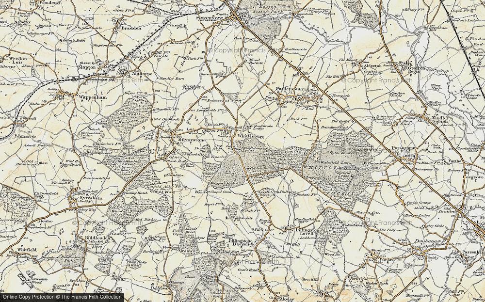 Whittlebury, 1898-1901