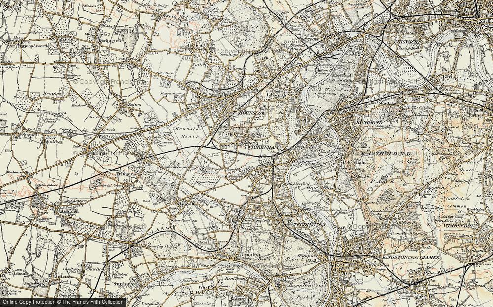 Whitton, 1897-1909