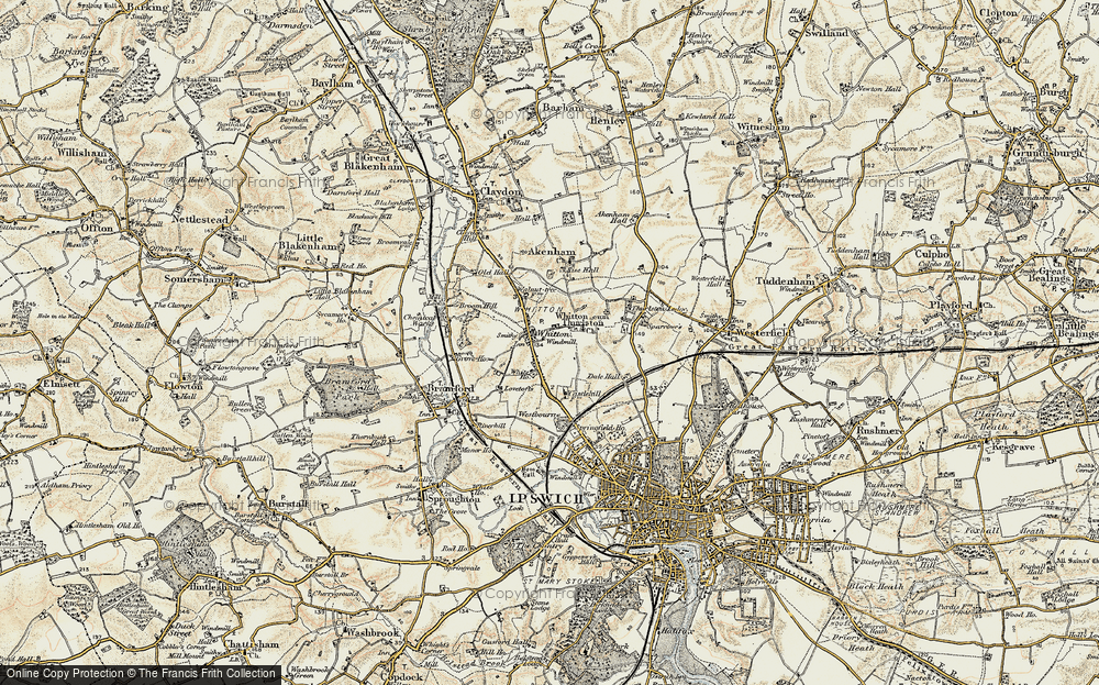 Whitton, 1898-1901