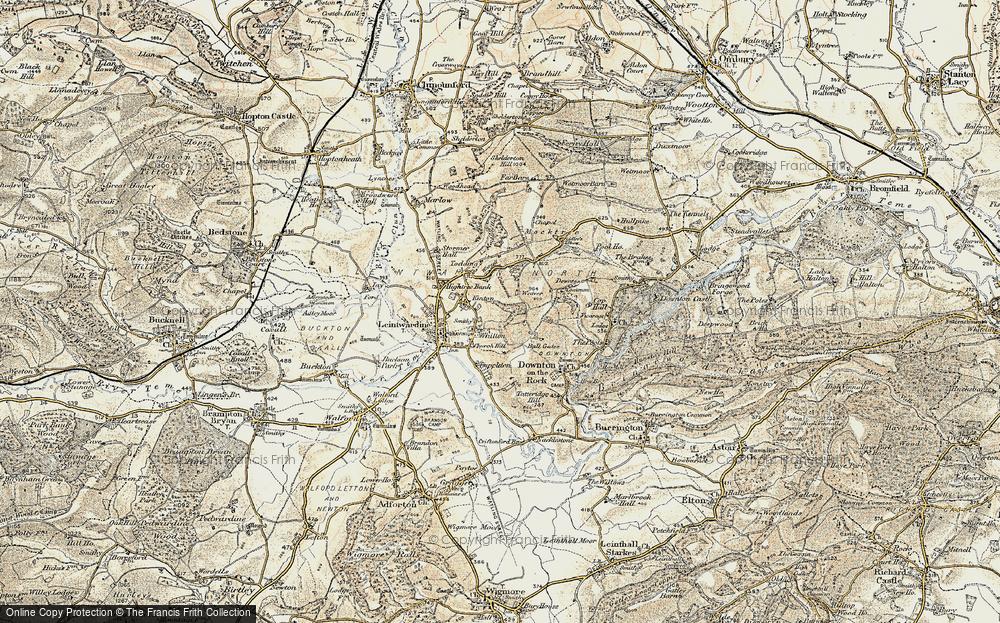 Whitton, 1901-1903