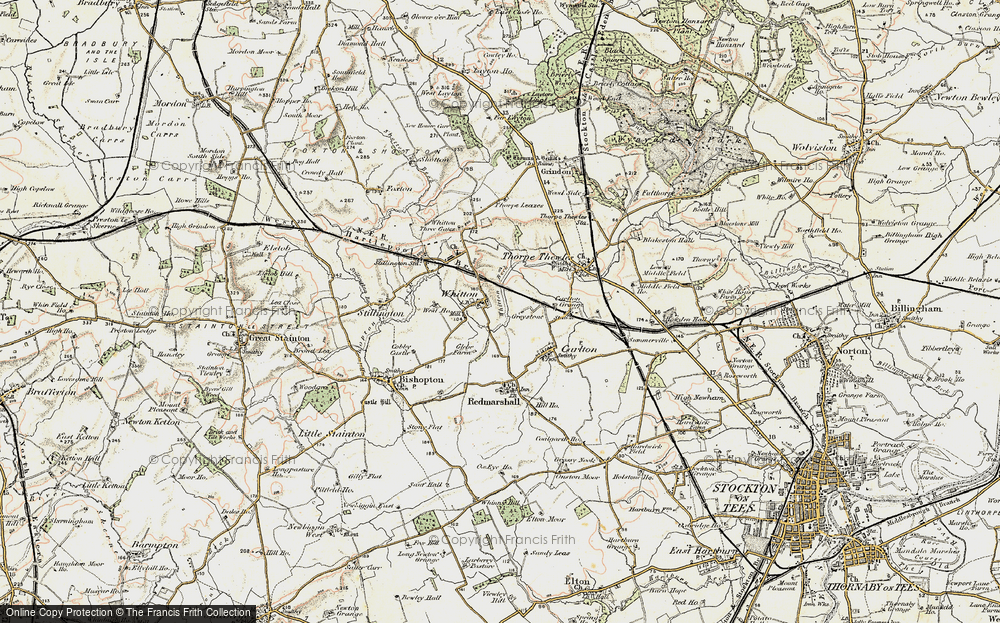 Whitton, 1903-1904