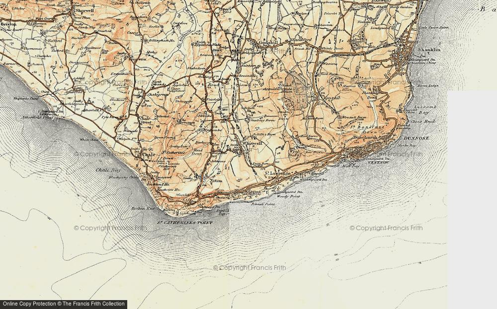 Whitwell, 1899