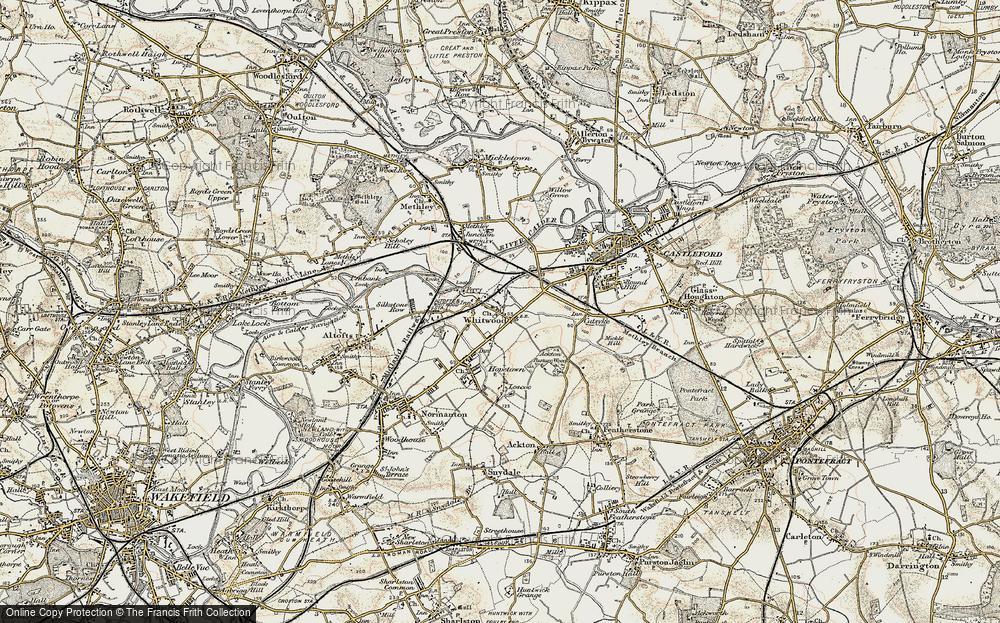 Whitwood, 1903