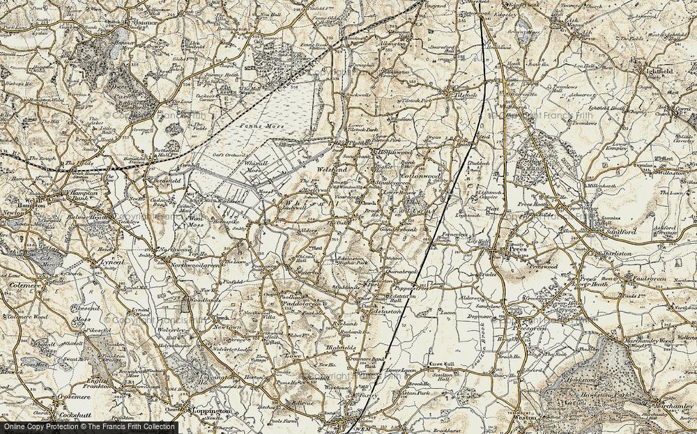 Whixall, 1902