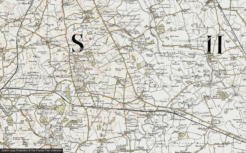 Whixley, 1903-1904