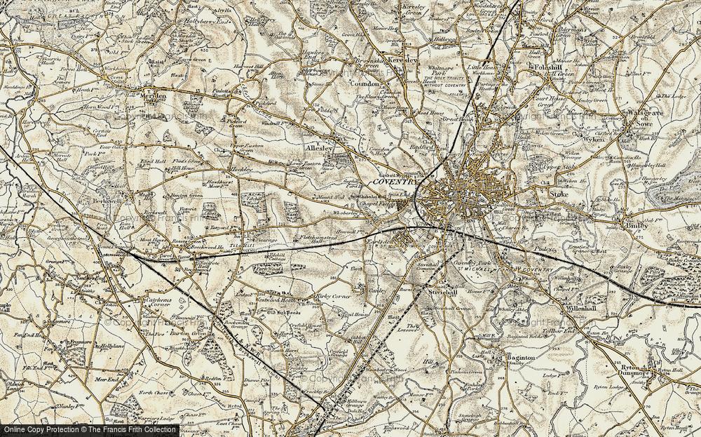 Whoberley, 1901-1902