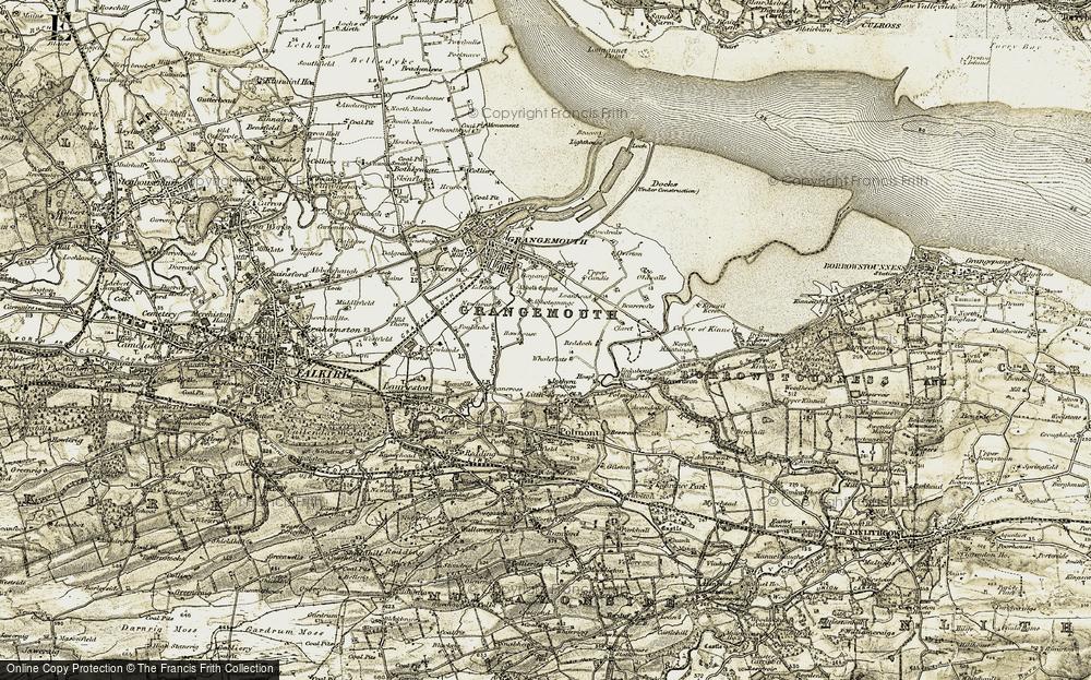 Wholeflats, 1904-1906