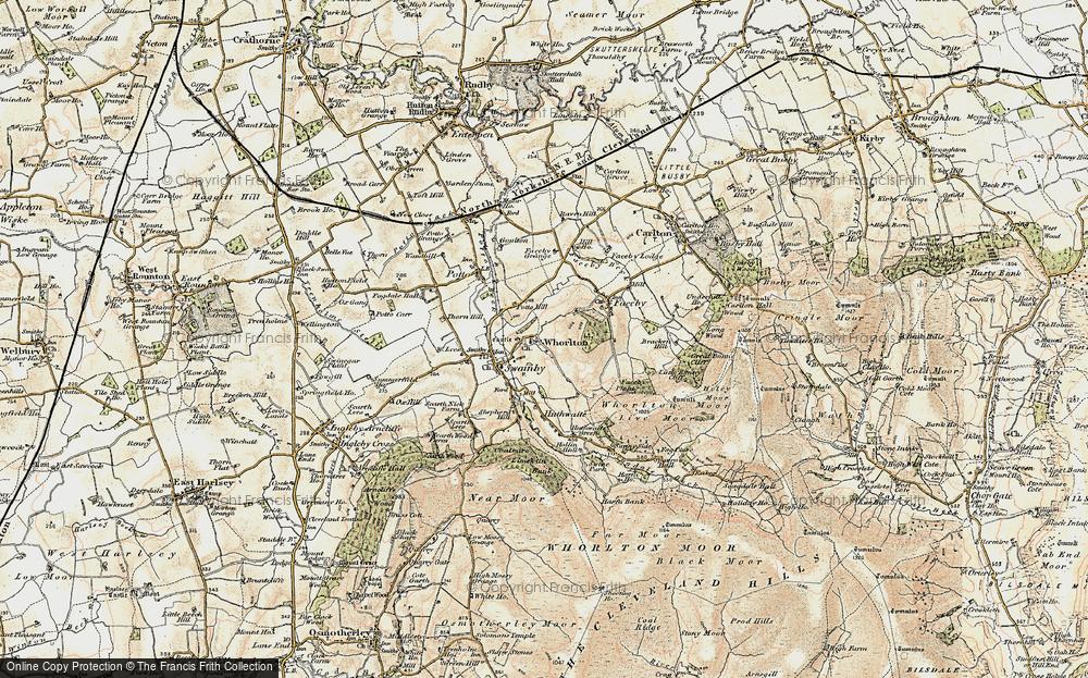 Whorlton, 1903-1904