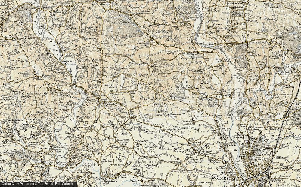 Wichenford, 1899-1902