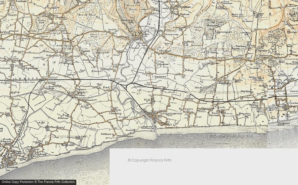 Wick, 1897-1899