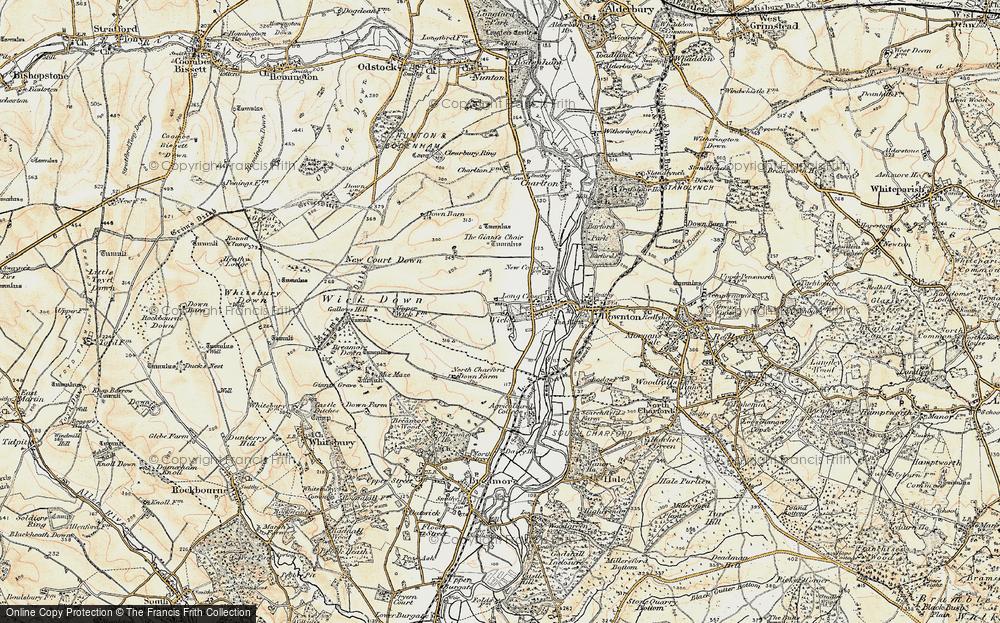 Wick, 1897-1909