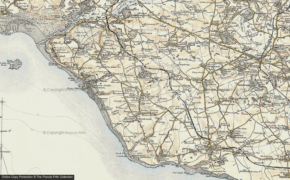 Wick, 1899-1900