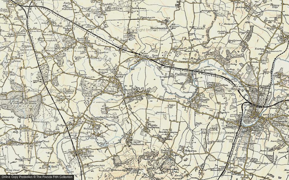 Wick, 1899-1901