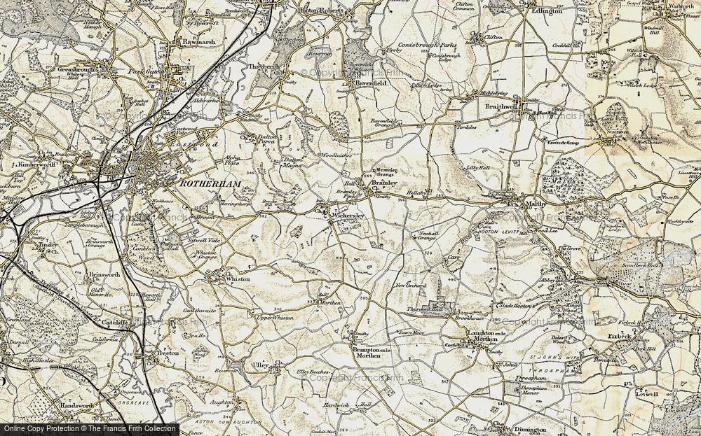 Wickersley, 1903