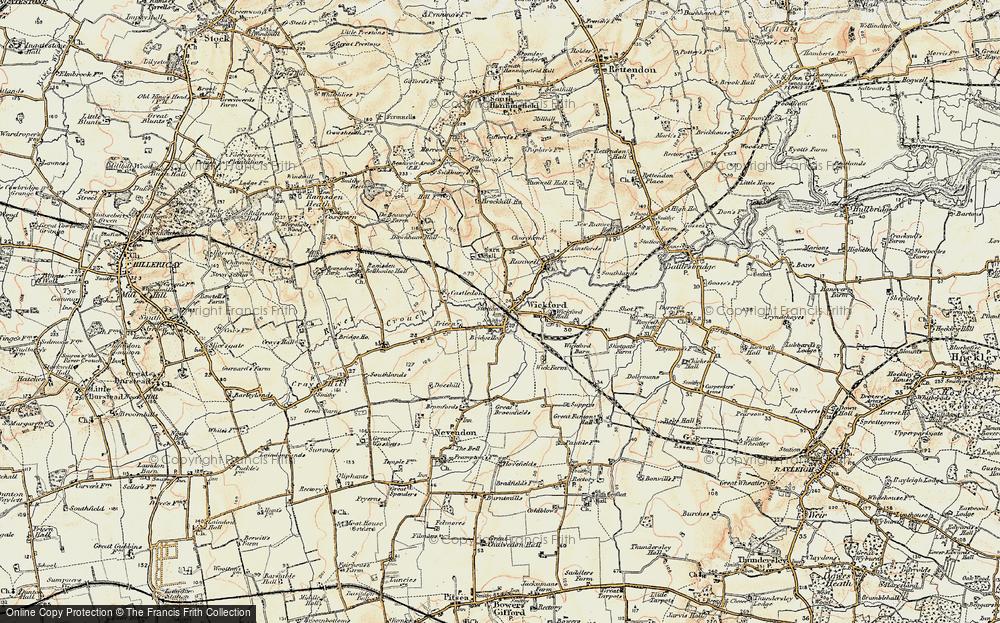 Wickford, 1898