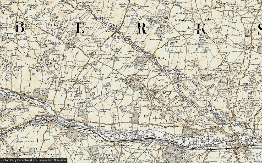 Wickham Green, 1897-1900