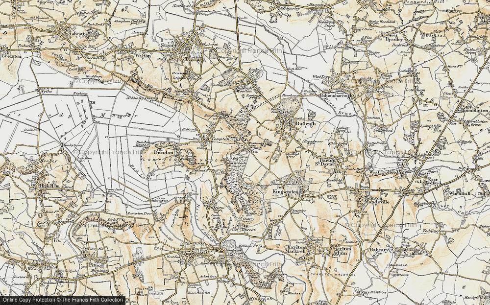 Wickham's Cross, 1899