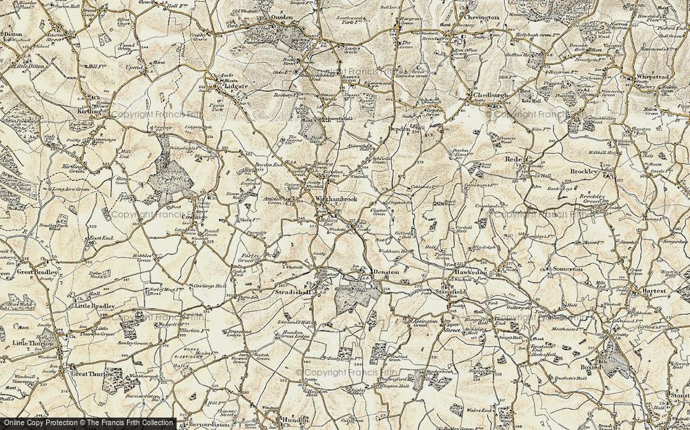 Wickham Street, 1899-1901
