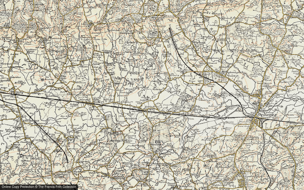 Wickhurst, 1897-1898