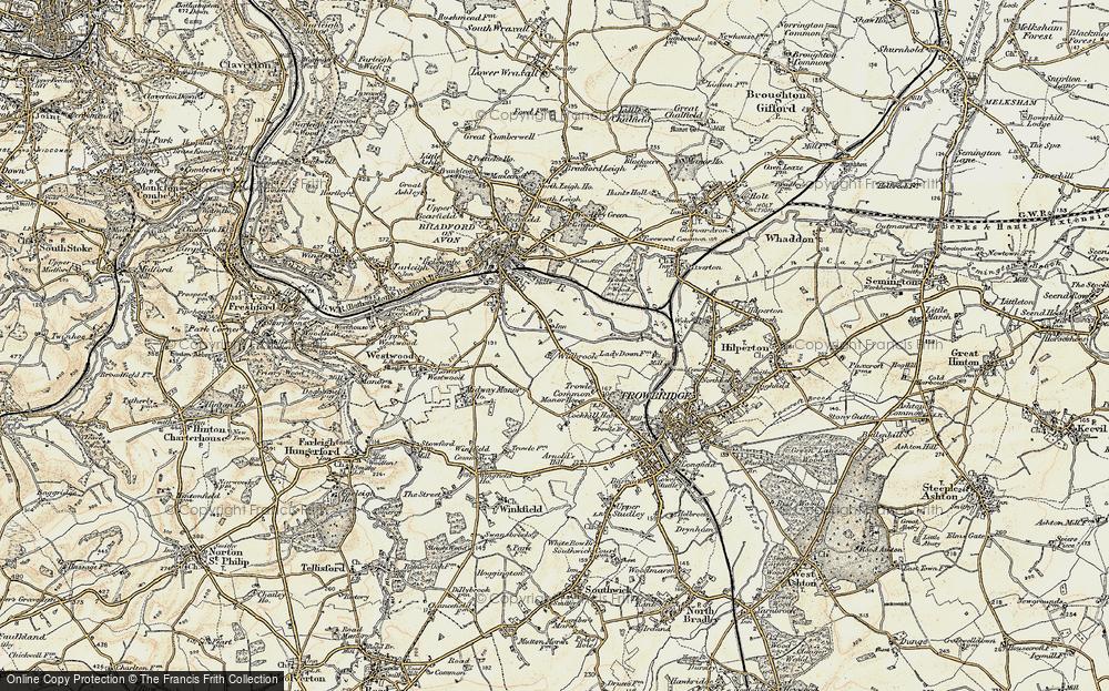 Widbrook, 1898-1899