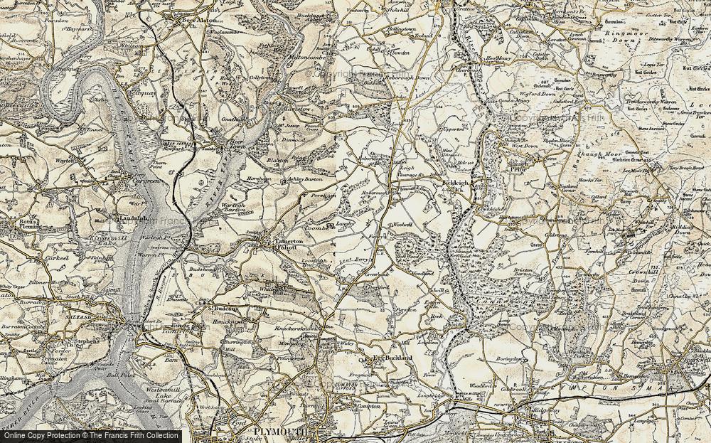 Widewell, 1899-1900