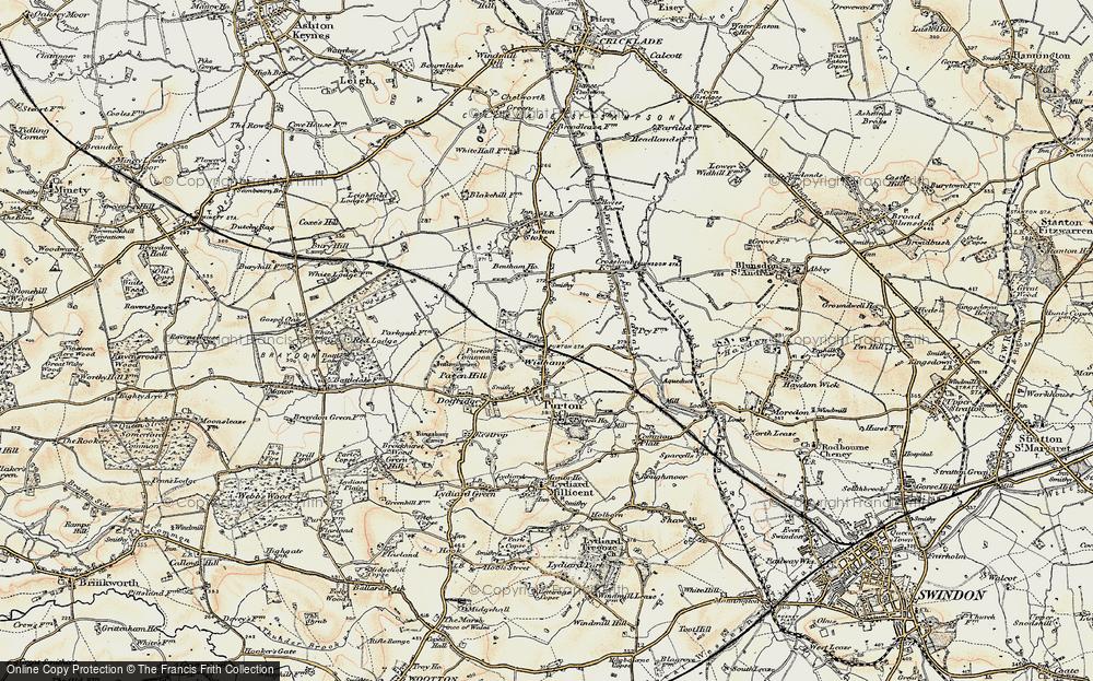 Widham, 1898-1899