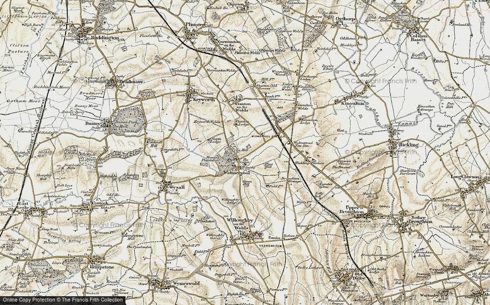 Widmerpool, 1902-1903