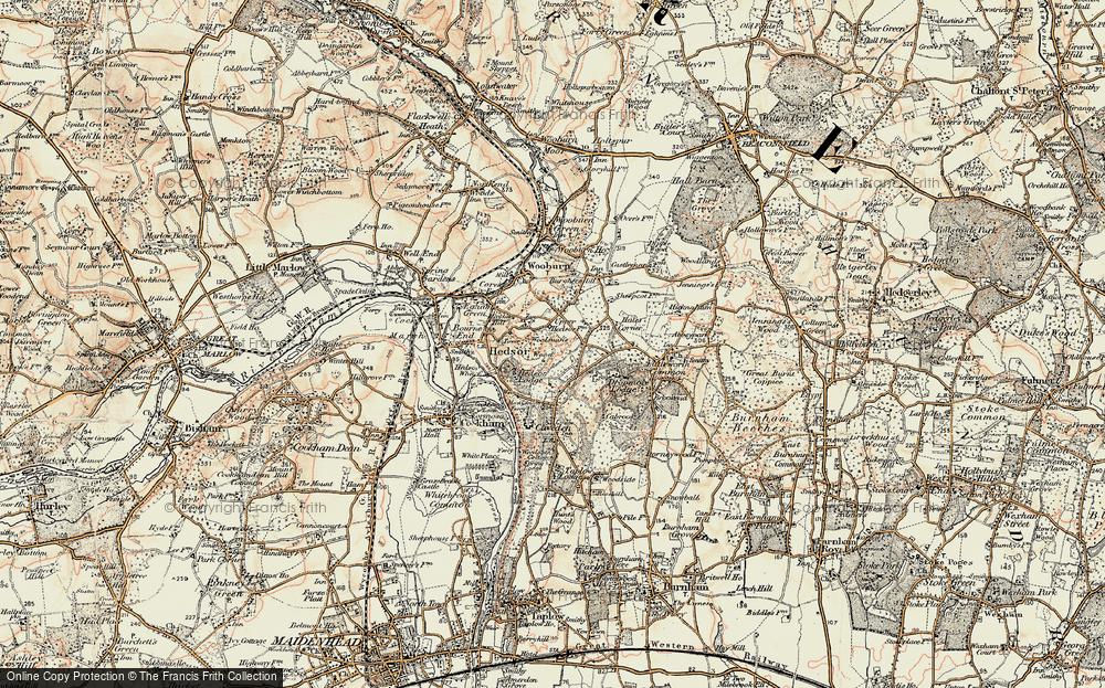 Widmoor, 1897-1898
