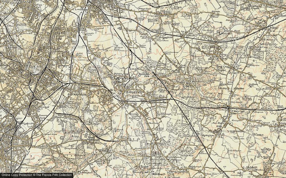 Widmore, 1897-1902