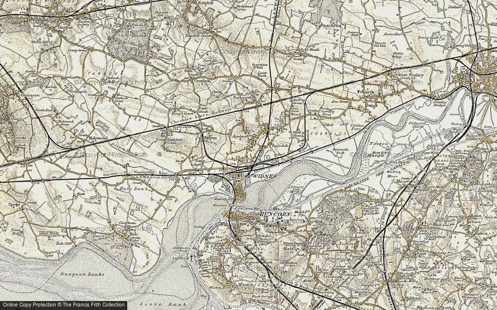Widnes, 1902-1903