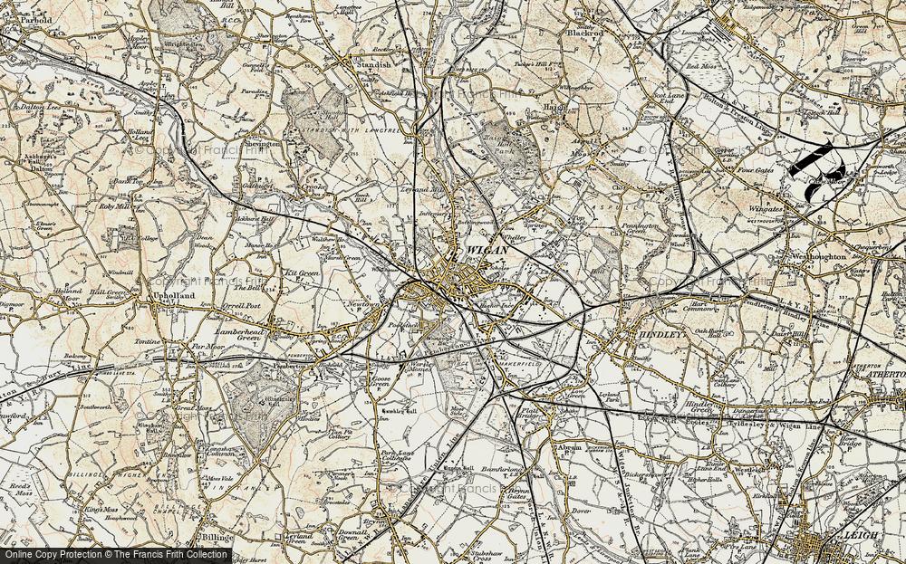 Wigan, 1903