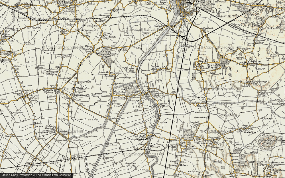 Wiggenhall St Germans, 1901-1902