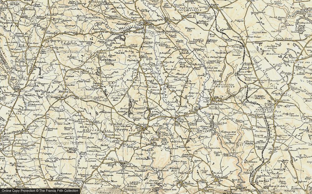 Wigginstall, 1902-1903