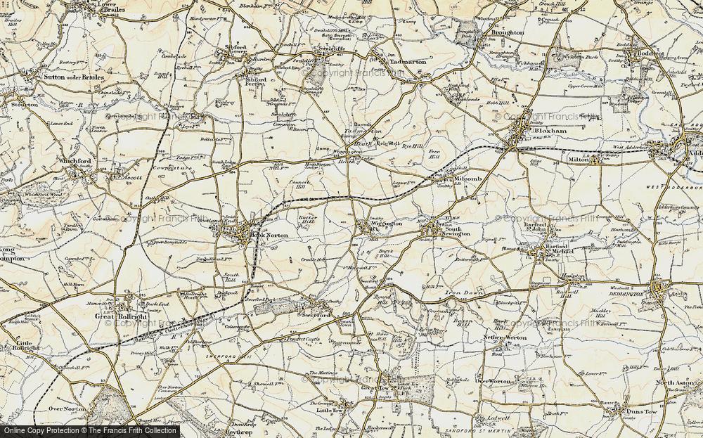 Wigginton, 1898-1899