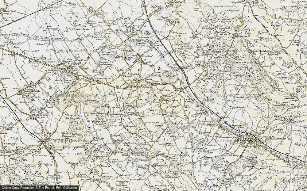 Wigginton, 1898