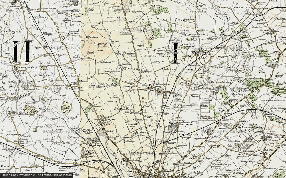 Wigginton, 1903-1904